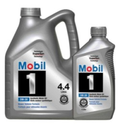 Mobil Oil from Bentos
